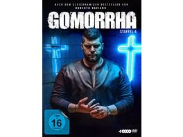Gomorrha Staffel 4 4 DVDs