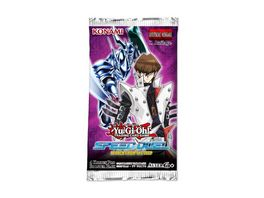 Yu Gi Oh Sammelkartenspiel Speed Duel Attack from the Deep Booster Pack 4 Karten