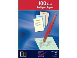 TORGAU Inkjet Laser und Kopierpapier A4 hellgruen