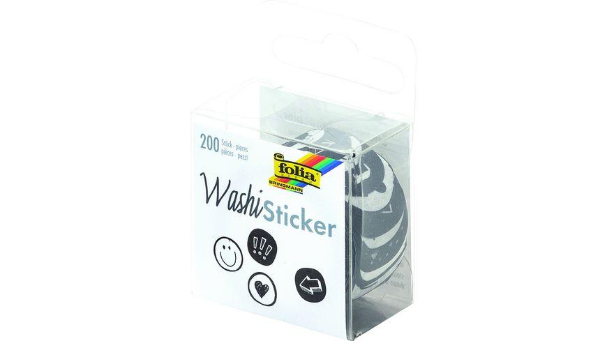 folia Washi Sticker Doodles