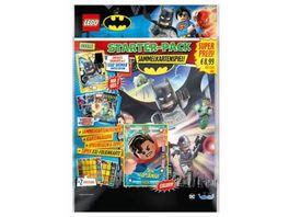 LEGO Batman Trading Cards Starter Pack