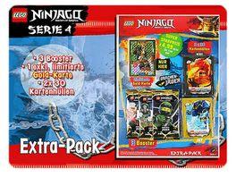 Blue Ocean LEGO Ninjago Serie 4 Extra Pack