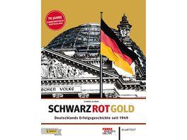 Panini Schwarz Rot Gold Sammelalbum Hardcover