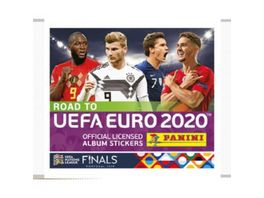 Road to EURO 2020 Sammelsticker