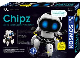 KOSMOS Chipz Dein intelligenter Roboter