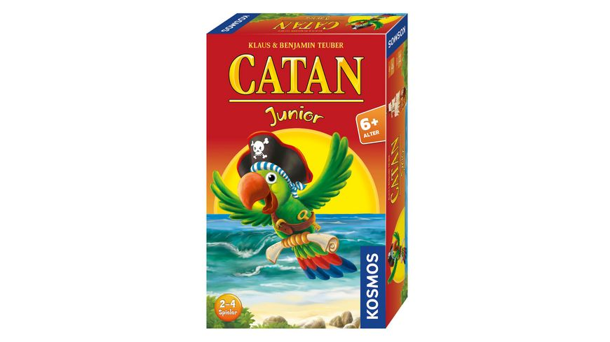 KOSMOS Catan Junior Mitbringspiel