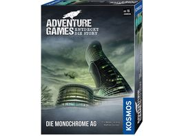 KOSMOS Adventure Games Die Monochrome AG