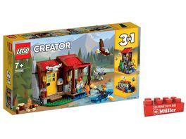 LEGO Creator 31098 Outback Huette