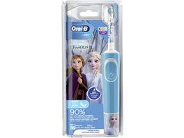 Oral B Frozen Elektrische Zahnbuerste