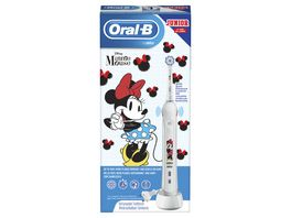 Oral B Junior Minnie Mouse Elektrische Zahnbuerste