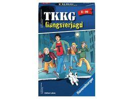 Ravensburger Spiel TKKG Gangsterjagd von Ravensburger ein Detektivspiel ab 8 Jahren