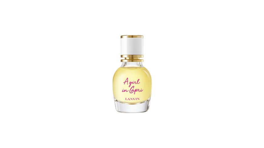 LANVIN A Girl in Capri Eau de Toilette