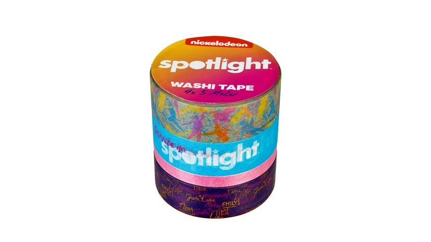 spotlight Washitapes