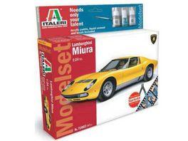 Italeri 510072002 1 24 Lamborghini Miura