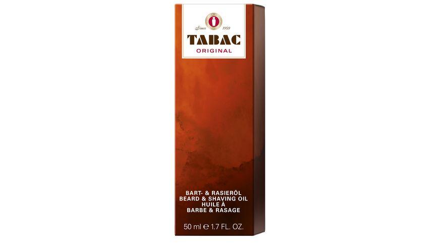 TABAC Original Bart Rasieroel