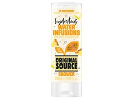 ORIGINAL SOURCE Hydrating Water Infusions Pineapple Lemon