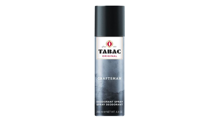 TABAC Original Craftsman Deodorant Spray