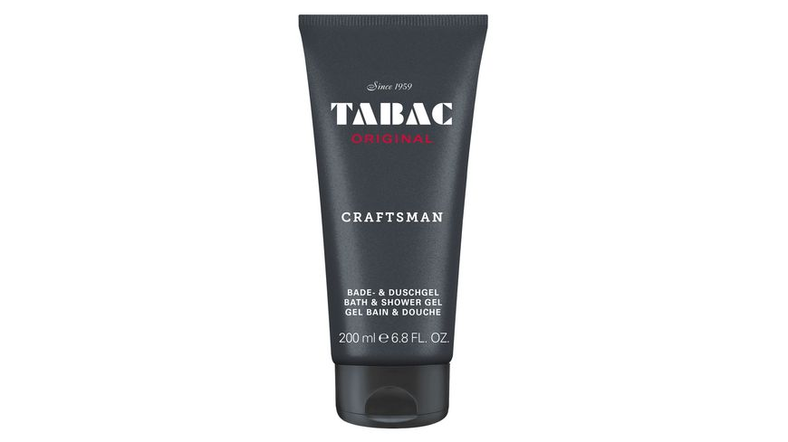 TABAC Original Craftsman Bade Duschgel