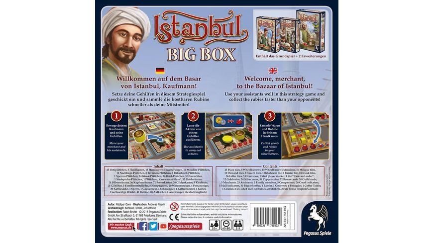 Pegasus Istanbul Big Box