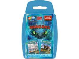 Winning Moves Top Trumps Dragons 3