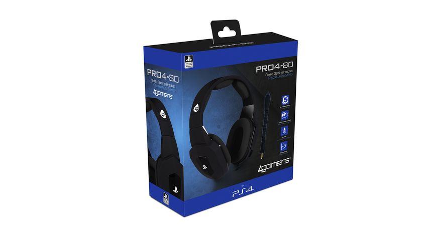 PRO4-80 - Stereo Gaming Headset - schwarz