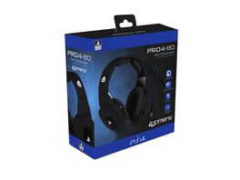 PRO4 80 Stereo Gaming Headset schwarz