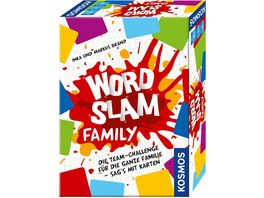 KOSMOS Word Slam Family fuer die ganze Familie