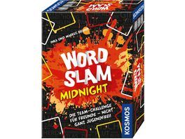 KOSMOS Word Slam Midnight
