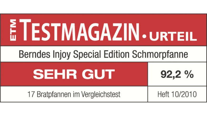 Berndes Schmorpfanne Injoy Special Edition 28 cm