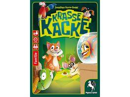 Pegasus Krasse Kacke