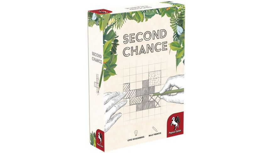Pegasus Second Chance Edition Spielwiese