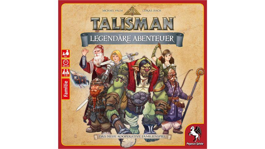 Pegasus Talisman Legendaere Abenteuer