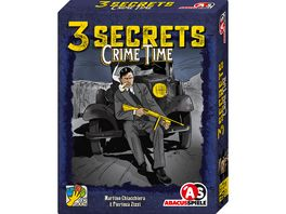 ABACUSSPIELE 3 Secrets Crime Time