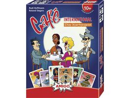 Amigo Spiele Cafe International Kartenspiel