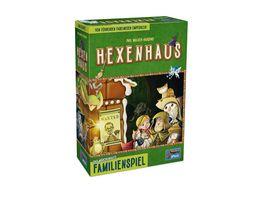 Lookout Spiele Hexenhaus