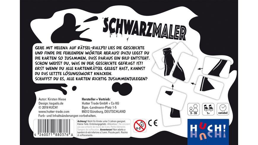 Huch Verlag Schwarzmaler