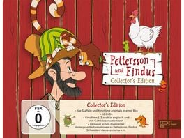 Pettersson und Findus Collector s Edition 12 DVDs