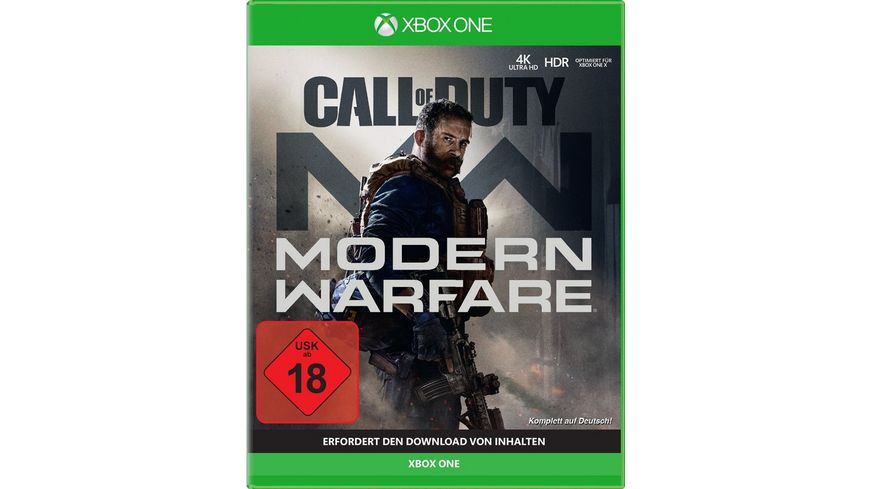 Call of Duty 16 Modern Warfare
