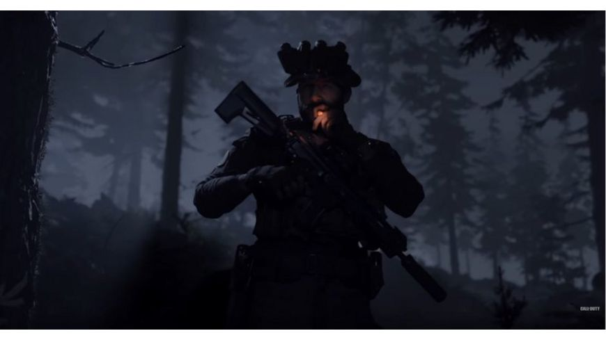 Call of Duty 16 Modern Warfare