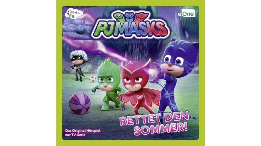 Rettet Den Sommer Das CD Hoerspiel