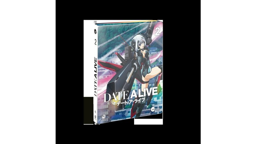 DATE A LIVE Vol 2 Steelcase Edition