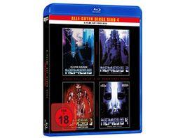 Nemesis 1 4 4 Filme auf 1 Blu ray