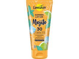Lavozon Sonnenlotion Mojito LSF 30