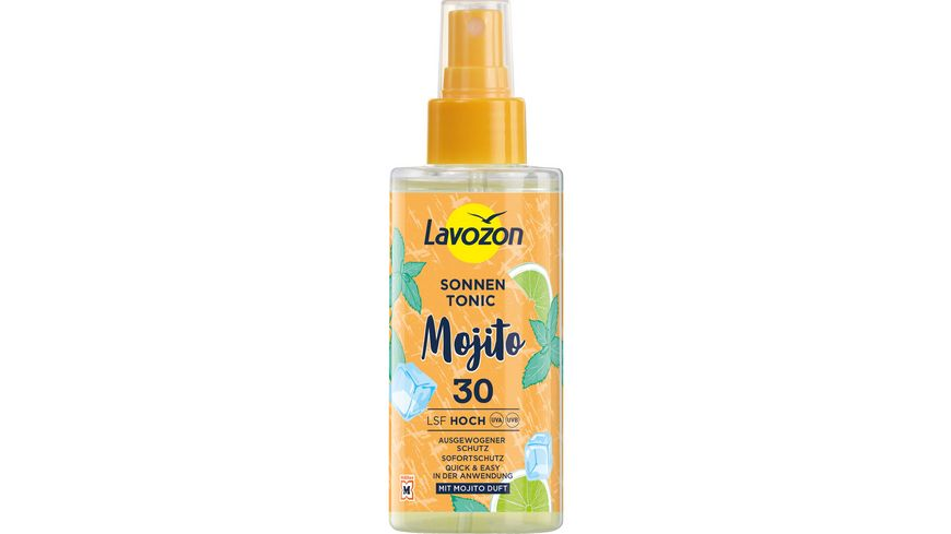 Lavozon Sonnentonic Mojito LSF 30
