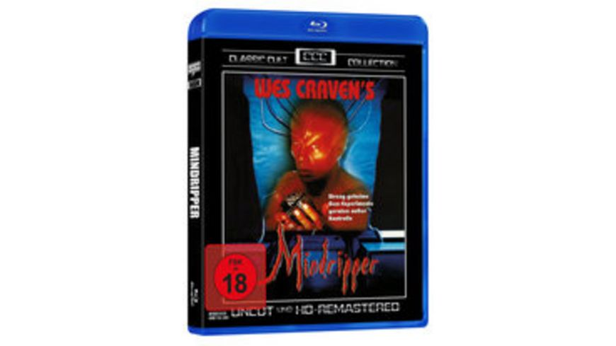 Mind Ripper Classic Cult Collection Uncut HD Remastered
