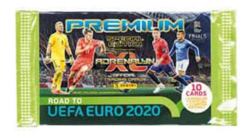 Panini Road to EURO 2020 Adrenalyn TC Premium Edition