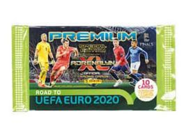 Panini Road to EURO 2020 Adrenalyn TC Premium Edition