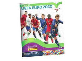 Panini Road to EURO 2020 Sammelalbum