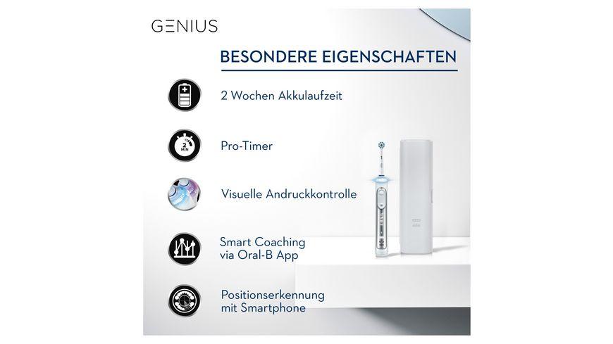 Oral B Power Elektrische Zahnbuerste Genius 8000N