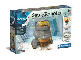 Clementoni Galileo Saug Roboter